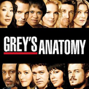 Grey's Anatomy is a highly rated drama